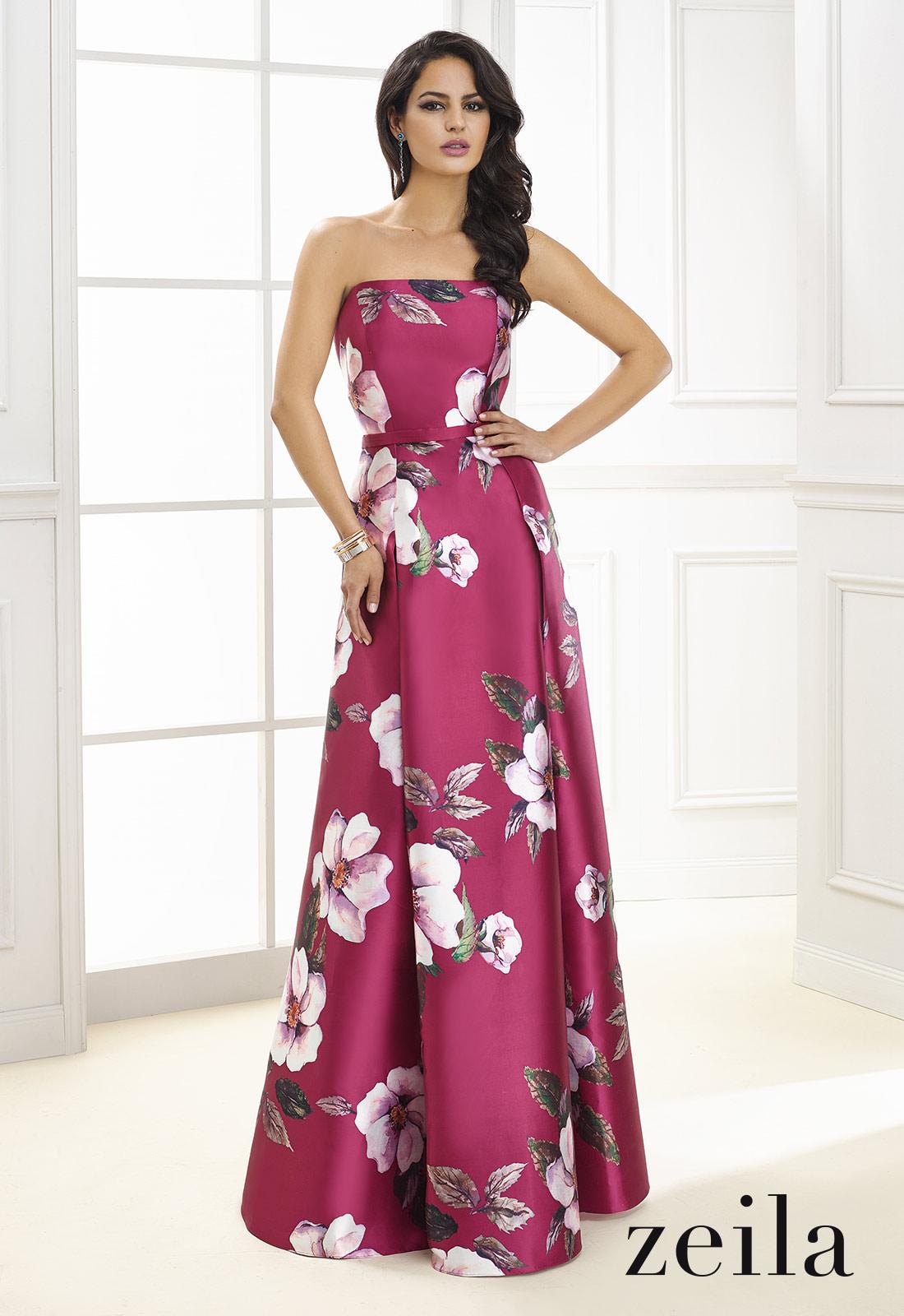 Encantador Vestido De Fiesta Boutique Modelo - Colección de Vestidos ...